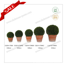 H20-35cm Beautiful Artificial Mini Artificial Plants Pot Flower
