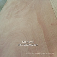 Bintangor Marine Plywood 3mm 4mm , Okoume Plywood for Furniture, Commercial Plywood Sheets 18mm
