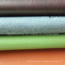 Top Sell Möbel Semi-PU-Leder (QDL-FS016)