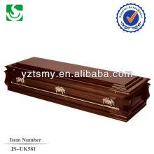 Роза металлические ручки для высокого стандарта гроб