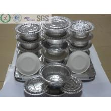 Folha de alumínio da bolha de Op / Al / Vc Ptp com liga 8011