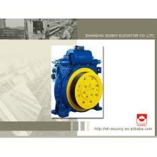 Lift gearless Traction Machine, 320kg-2500kg