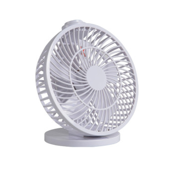 White Desktop Mini Fans For Table Air Cooler