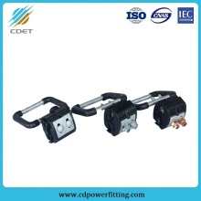 Professional for Cable Fixing Fitting Insulation piercing ground clip clamp supply to France Metropolitan Wholesale