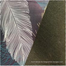Rutschfeste und faltenfeste Teppichauskleidung