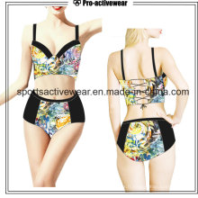 Vente en gros de haute qualité de la femme Swim Wear Sexy Bikini