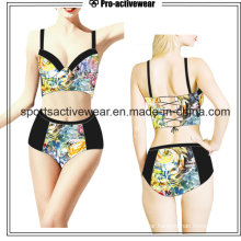 Wholesale High Quality Women′s Swim Wear Sexy Bikini