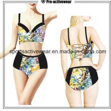Atacado de alta qualidade da Mulher Swim Wear Sexy Bikini