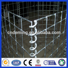 Hot Dipped Galvanized Gabion Box / Welded Gabion / Gabion Baskets