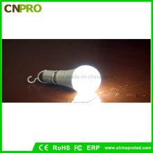 5W / 7W / 9W Пластиковые + алюминиевые аварийные светодиодные лампы