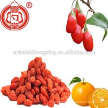 Goji bayas de goji bayas al por mayor a granel Chinese goji berries fresh prices for sale