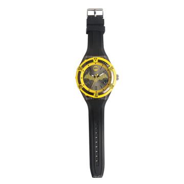 Montre de conception de mode pour homme / sport Montre de montre pour homme / bracelet en caoutchouc