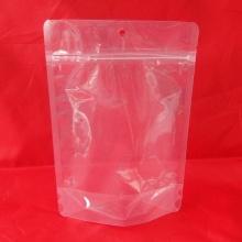 Resealable Zip Lock Bag Clear Plastic Zipper Food Bag