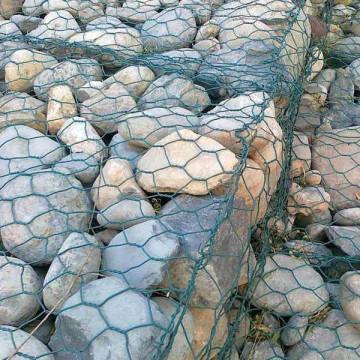 Le matelas de Gabion galvanisé de fabricant de la Chine avec des prix modérés