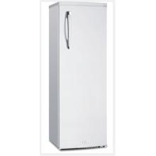Congelador vertical Congelador de porta única geladeira descongelamento
