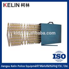 Bloqueador de camino de las barreras de la aleación de aluminio para el tráfico