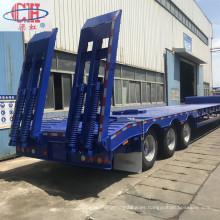 Transporte de maquinaria de construcción pesada