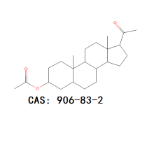 100% Original Factory for Ecppa Epal Intermediate 99% Allopregnanolone Acetate Cas 906-83-2 Brexanolone supply to Australia Suppliers