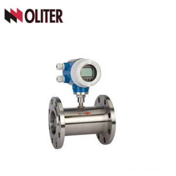 water fuel oil turbine flow meter pulse output