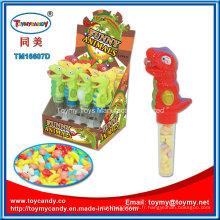 Jouet Animal dinosaure drôle avec des bonbons