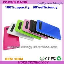 iphone 5S 5C ipad Air ipad mini 2 banque d'alimentation mobile grande capacité