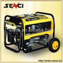 Generador sin cepillo de la CC del motor de gasolina de la nueva llegada