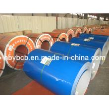 Construcción y Minería Ral 8017 1250mm PPGI