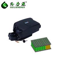 Geilienergy recarregável 18650 baterias de lítio bicicleta elétrica bateria 48 v 20ah