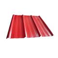 Chapa de telha de aço para telhas Chapa galvanizada DX51D