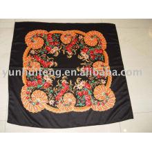 Pañuelo estampado de cashmere o pashmina actual