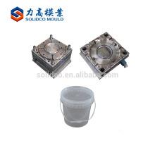 China Manufacture Wholesale Factory Direct Paint Pail With Spout Mould Plastic Bucket Mould