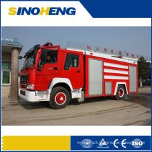 Sinotruk 6X4 Fire Water Tank Fighting Truck