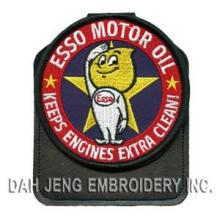 Esso Pocket Embroidered Badges (W/Magnet)