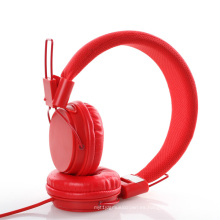 Auriculares estéreo, auriculares estéreo con diez colores