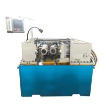Hydraulic triaxial thread rolling machine