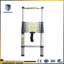 13 steps aluminium alloy emergency rescue telescopic ladder
