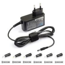 Carregador universal do poder do adaptador 24W do switching de 12V2a