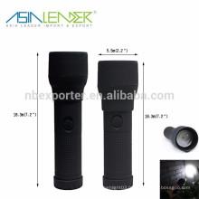 BT-4748 3 * AA Batteries Boîte couleur Lampe torche télescopique LED