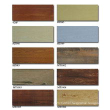 China Wooden Vinyl Floor Tile