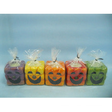 Artisanat en céramique en forme de bougie de Halloween (LOE2372D-5z)