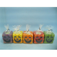 Halloween Candle Shape Ceramic Crafts (LOE2372D-5z)