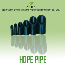 Beijing ZLRC pe 100 price list water tube Hdpe Pipe
