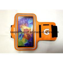 Neopreno personalizado y brazalete de PVC para el caso Ihpone