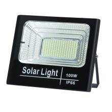 O poder exterior conduziu a luz de inundação solar da segurança IP65