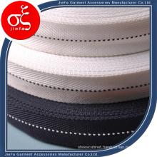 Wholesale Polypropylene Jacquard Elastic Polyester Webbing