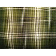 CVC Yarn Dyed Check Fabric
