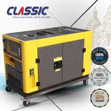 CLASSIC China 8KW New Three Phase Diesel Generator, 1500 RPM Electricity Generator, Backup Generator