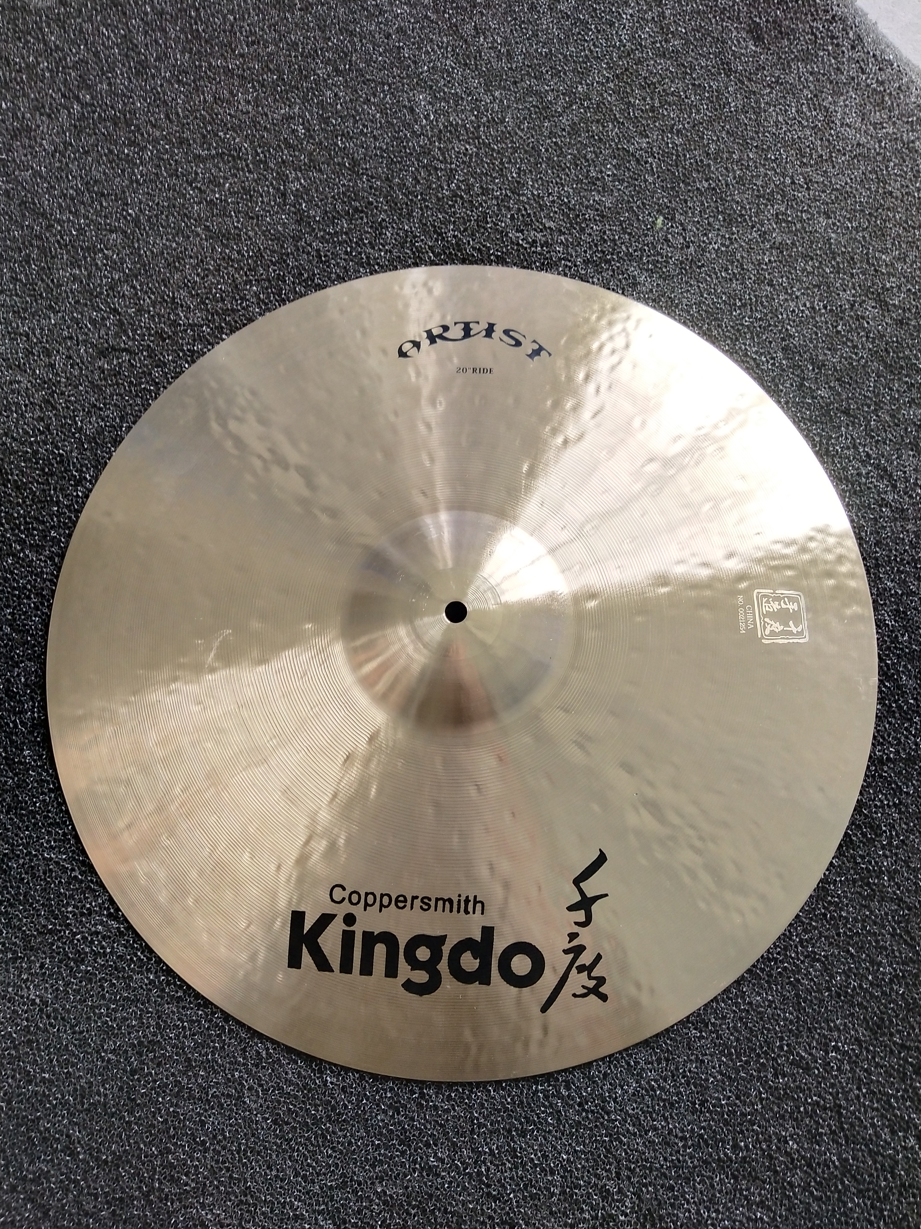 20'' Ride Cymbals For Sale