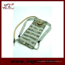 Bolsa militar táctico Molle 3L hidratación bolsa de agua mochila