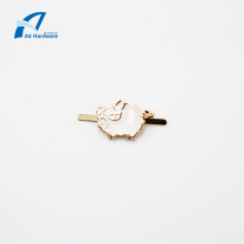 Metal Bag Accessories Decorative Hardware for Ladies Handbag